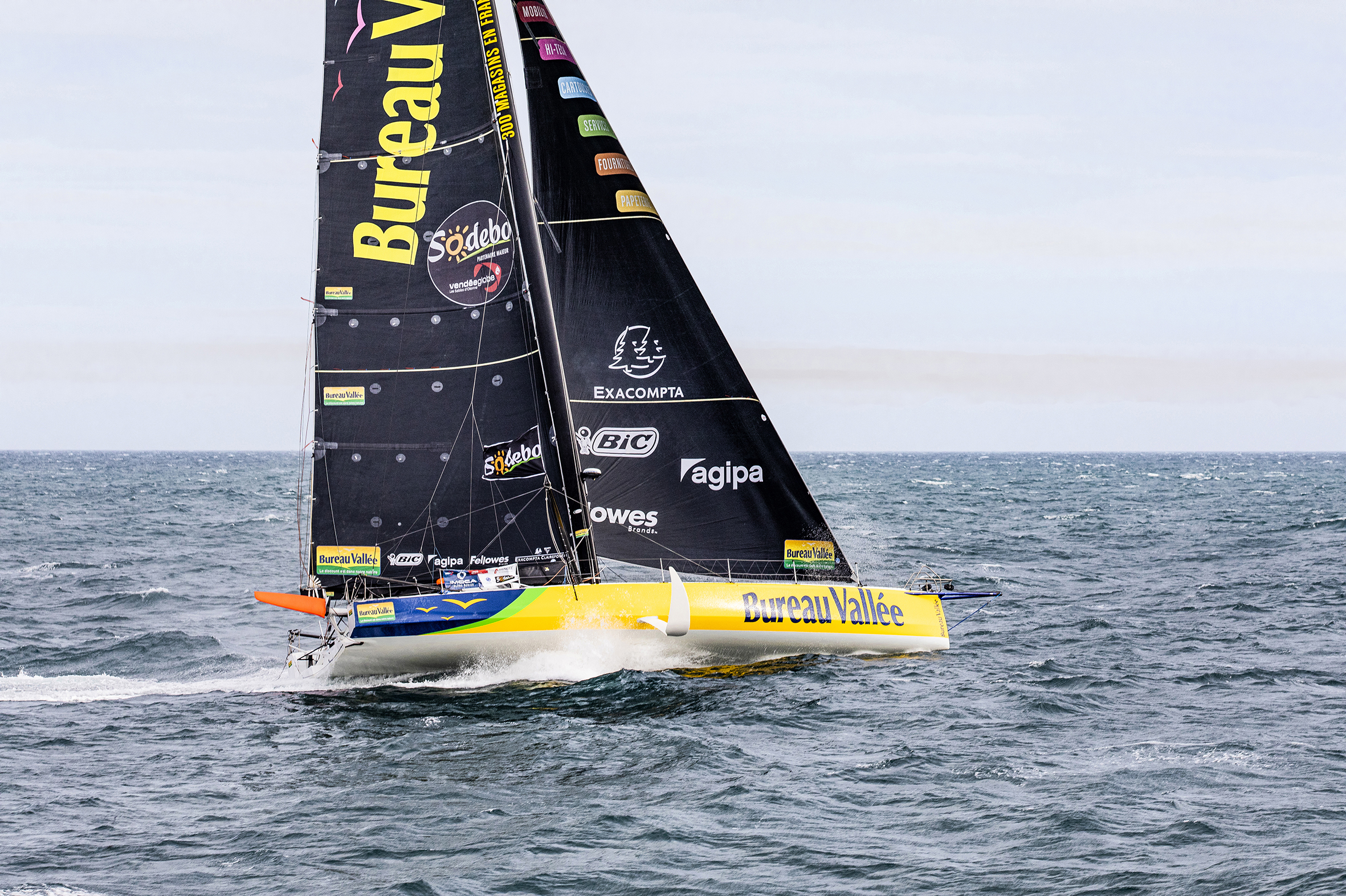 Profurl proud to equip 2020 / 2021 Vendée Globe winner